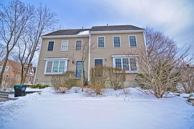 39 Mechanic St A, Foxboro, MA 02035 (MLS #72600141) :: Maloney Properties Real Estate Brokerage