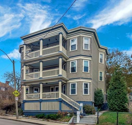 14 Wilbur St #3, Boston, MA 02125 (MLS #72600156) :: Berkshire Hathaway HomeServices Warren Residential