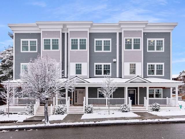28 Church Street #28, Watertown, MA 02472 (MLS #72600257) :: Berkshire Hathaway HomeServices Warren Residential