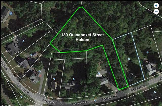 130 Quinapoxet Street, Holden, MA 01522 (MLS #72600268) :: The Duffy Home Selling Team
