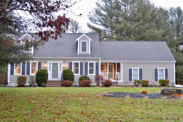 6 Cherry Tree Dr, Norton, MA 02766 (MLS #72600345) :: DNA Realty Group