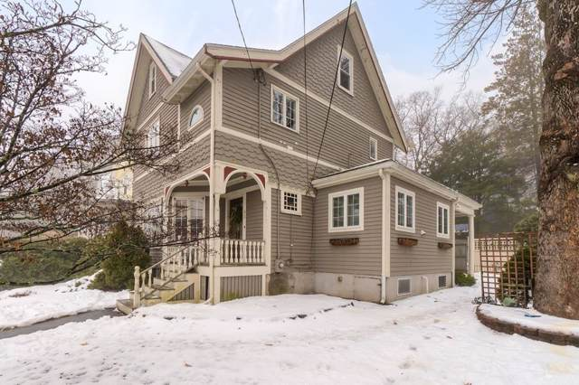 92 Greenwood St, Melrose, MA 02176 (MLS #72600417) :: The Muncey Group