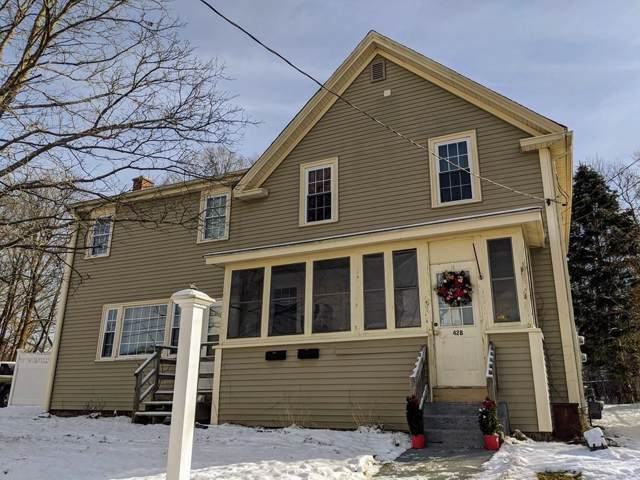 42 Fisher St, Franklin, MA 02038 (MLS #72600421) :: The Muncey Group