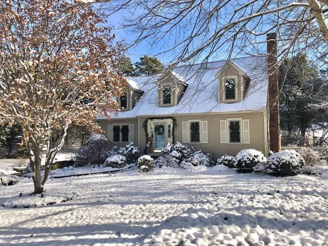 78 Curtis Dr, Plymouth, MA 02360 (MLS #72600461) :: The Duffy Home Selling Team