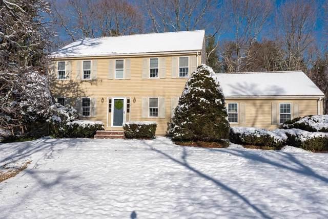4 Longmeadow Rd., Hingham, MA 02043 (MLS #72600610) :: The Duffy Home Selling Team