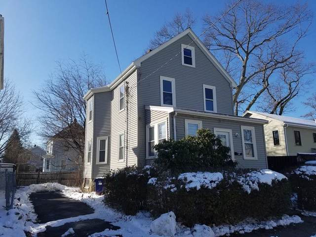 27 Ruskindale Rd, Boston, MA 02136 (MLS #72600651) :: Driggin Realty Group