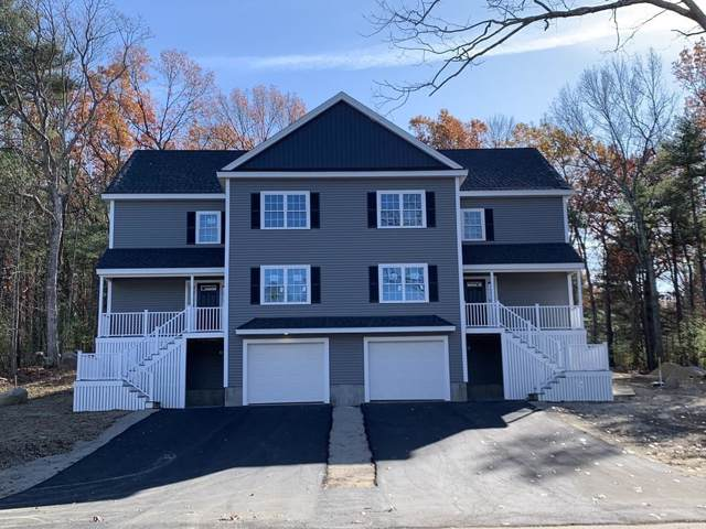 218 Forge Village Road R, Groton, MA 01450 (MLS #72600659) :: Spectrum Real Estate Consultants