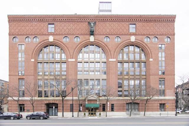 357 Commercial St #206, Boston, MA 02109 (MLS #72600738) :: Driggin Realty Group