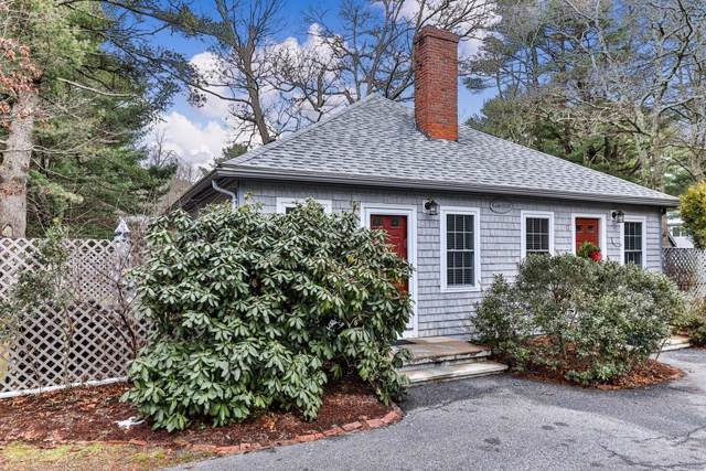 3040 Falmouth Rd G1, Barnstable, MA 02655 (MLS #72600748) :: Driggin Realty Group