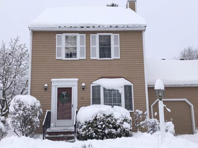 161 Whittier Meadows Dr #161, Amesbury, MA 01913 (MLS #72600758) :: Trust Realty One