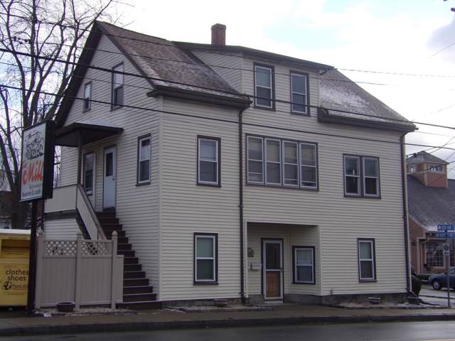 154 So. Main St., Acushnet, MA 02743 (MLS #72601336) :: RE/MAX Vantage