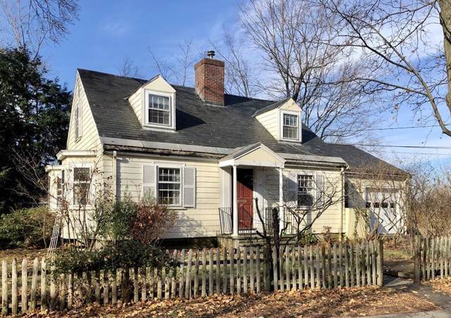 27 Upland Rd, Brookline, MA 02445 (MLS #72601655) :: The Gillach Group