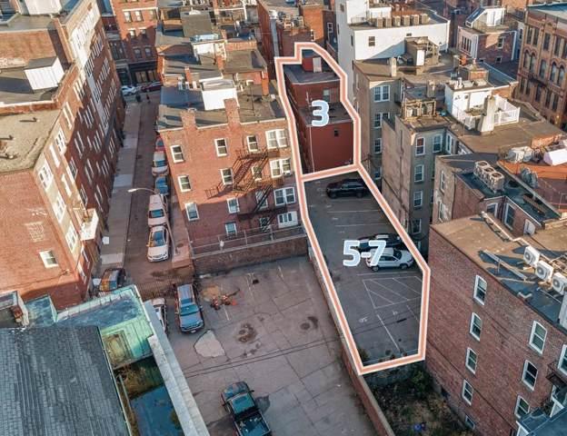 3-7 Jerusalem Place, Boston, MA 02113 (MLS #72601775) :: Revolution Realty