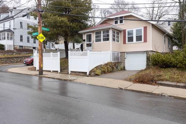 15 Cornell St, Boston, MA 02131 (MLS #72603352) :: The Muncey Group