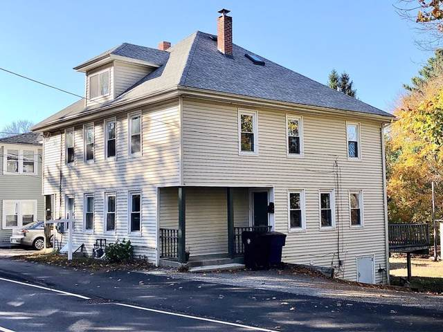 142 Ames St, Sharon, MA 02067 (MLS #72603601) :: DNA Realty Group