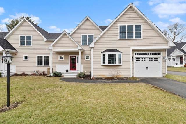 5 Rachels Way #5, Scituate, MA 02066 (MLS #72603603) :: DNA Realty Group