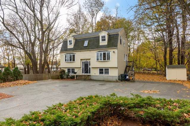 5 Shady Lane Drive, Wilmington, MA 01887 (MLS #72603616) :: DNA Realty Group