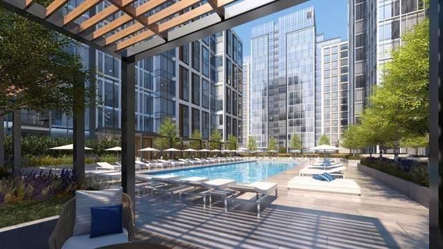 133 Seaport Boulevard #1012, Boston, MA 02210 (MLS #72603819) :: Charlesgate Realty Group