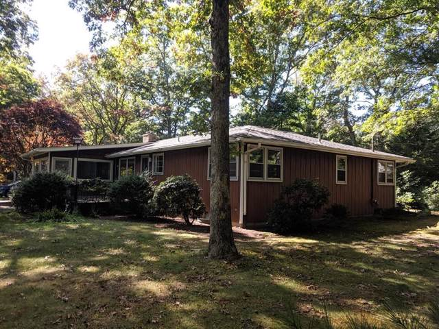 551 Tremont, Rehoboth, MA 02769 (MLS #72603954) :: DNA Realty Group