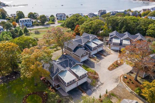 10 Magnolia Avenue Surf Village #1, Gloucester, MA 01930 (MLS #72604675) :: The Gillach Group