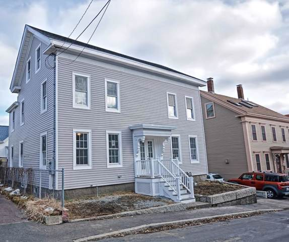 4 Prospect Sq #1, Gloucester, MA 01930 (MLS #72604804) :: The Gillach Group