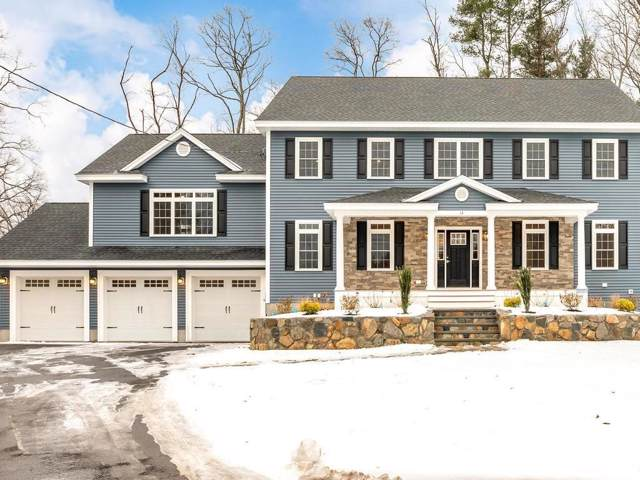 14 Independence Drive, Burlington, MA 01803 (MLS #72604937) :: Trust Realty One