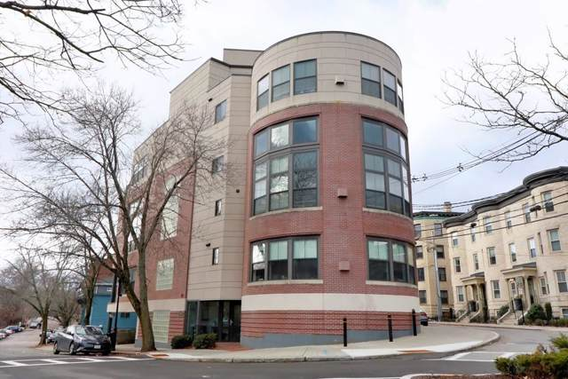 55 Station St 1A, Brookline, MA 02445 (MLS #72605101) :: Conway Cityside
