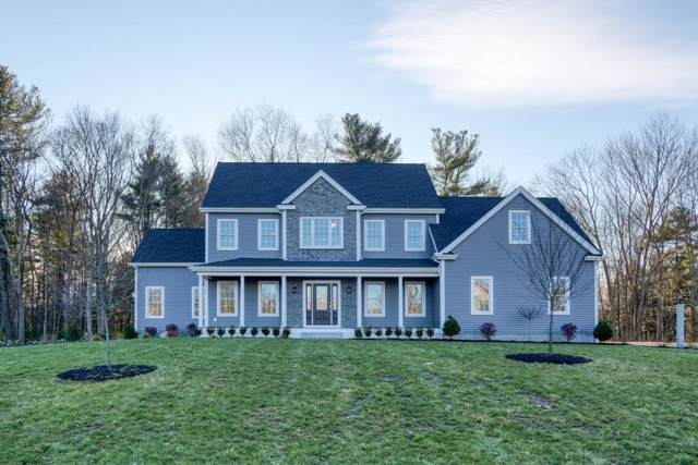1 Newell Circle, Easton, MA 02375 (MLS #72605242) :: DNA Realty Group