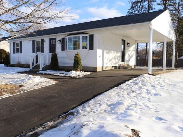 31 Rabideau Dr, Easthampton, MA 01027 (MLS #72605336) :: NRG Real Estate Services, Inc.