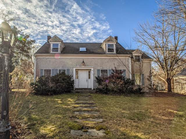 678 Point Rd, Marion, MA 02738 (MLS #72605458) :: RE/MAX Vantage