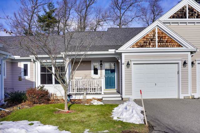 6 Strawberry Ln F, Hudson, MA 01749 (MLS #72605488) :: The Duffy Home Selling Team