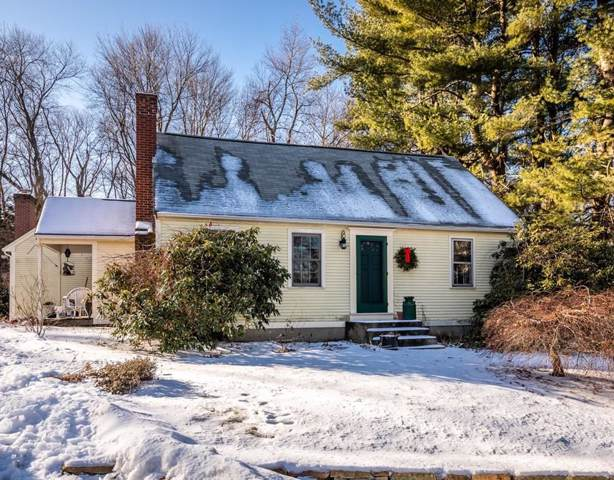 9 Hillcrest Dr, Westborough, MA 01581 (MLS #72605906) :: Spectrum Real Estate Consultants
