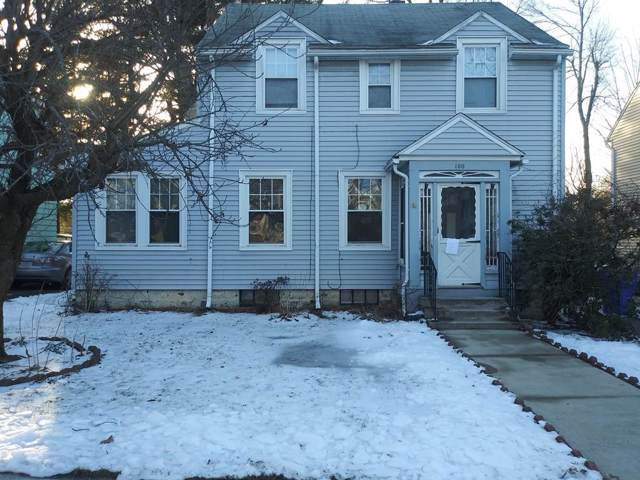 100 Edgemont St, Springfield, MA 01109 (MLS #72605978) :: Kinlin Grover Real Estate