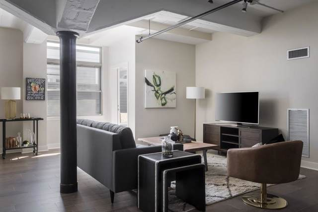 166 Terrace St #405, Boston, MA 02120 (MLS #72606320) :: DNA Realty Group