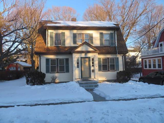14 Ravenna Rd, Boston, MA 02132 (MLS #72606370) :: The Muncey Group