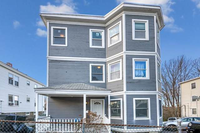 41 Westmore Road #3, Boston, MA 02126 (MLS #72606461) :: DNA Realty Group