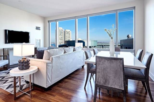 500 Atlantic Ave 17H, Boston, MA 02210 (MLS #72606500) :: Zack Harwood Real Estate | Berkshire Hathaway HomeServices Warren Residential