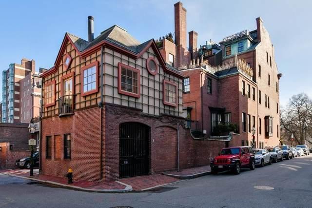2 Beaver Street, Boston, MA 02108 (MLS #72606584) :: Charlesgate Realty Group