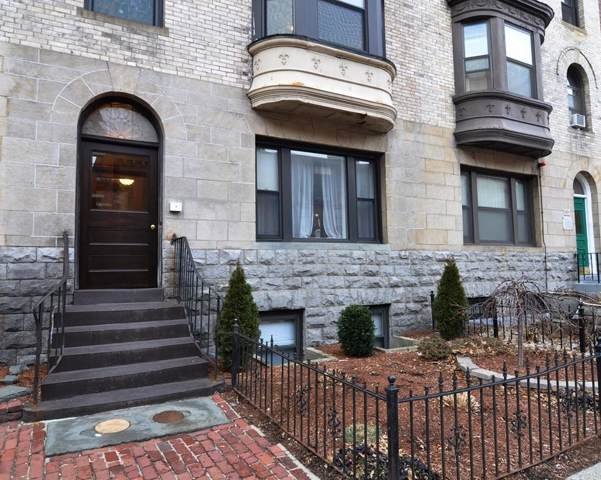 59 Hemenway St #4, Boston, MA 02115 (MLS #72606707) :: Revolution Realty