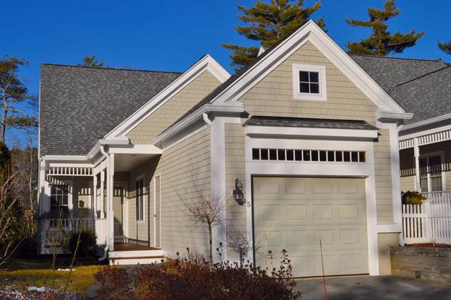 5 Sea Knoll Court #5, Bourne, MA 02532 (MLS #72607033) :: Trust Realty One