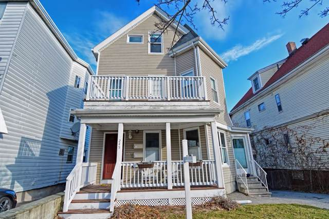 245 Highland Ave #3, Somerville, MA 02143 (MLS #72607108) :: Zack Harwood Real Estate | Berkshire Hathaway HomeServices Warren Residential