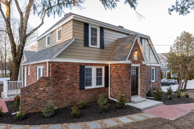 2 Rosegate Rd, Needham, MA 02494 (MLS #72607286) :: DNA Realty Group