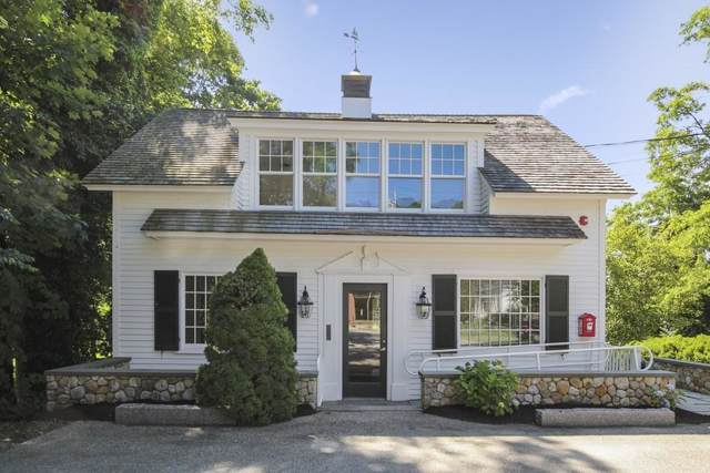 550 West Falmouth Highway #1, Falmouth, MA 02540 (MLS #72607438) :: Kinlin Grover Real Estate