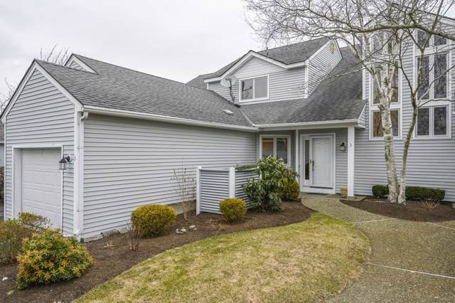 3 Fairway Dr #3, Plymouth, MA 02360 (MLS #72607562) :: DNA Realty Group