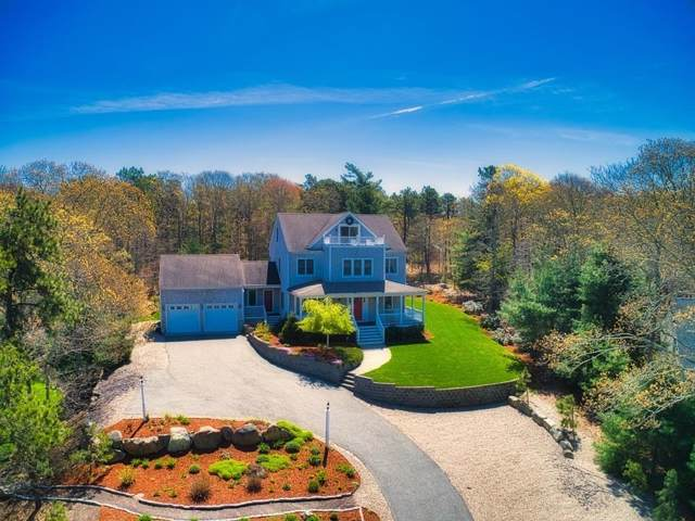195 North Falmouth Hwy, Falmouth, MA 02556 (MLS #72607624) :: Kinlin Grover Real Estate