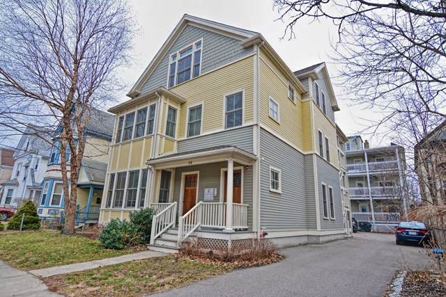 14 Bolster St #1, Boston, MA 02130 (MLS #72607882) :: Berkshire Hathaway HomeServices Warren Residential
