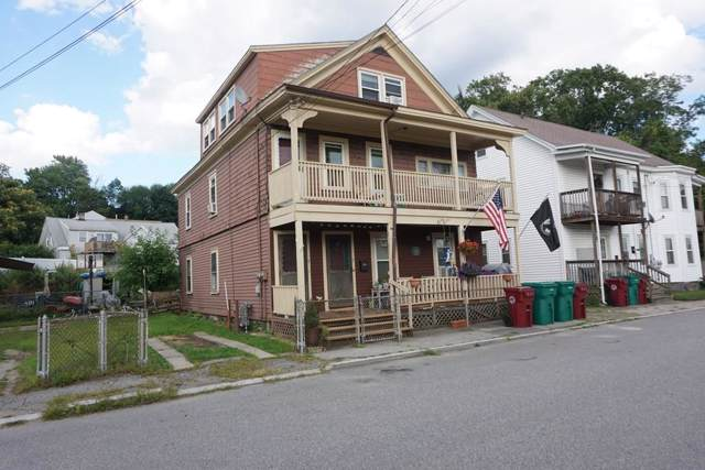 7-9 Lupine Rd, Lowell, MA 01850 (MLS #72608002) :: Parrott Realty Group