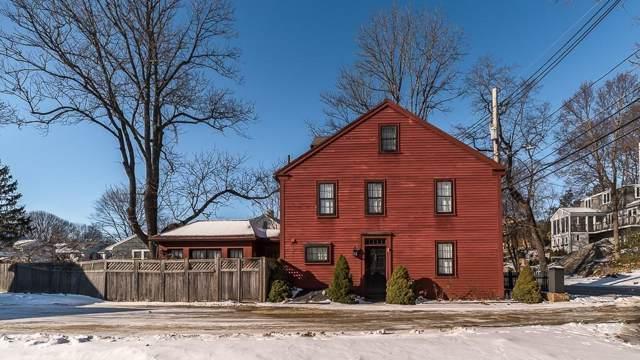 16 Hart Street, Beverly, MA 01915 (MLS #72608005) :: Kinlin Grover Real Estate