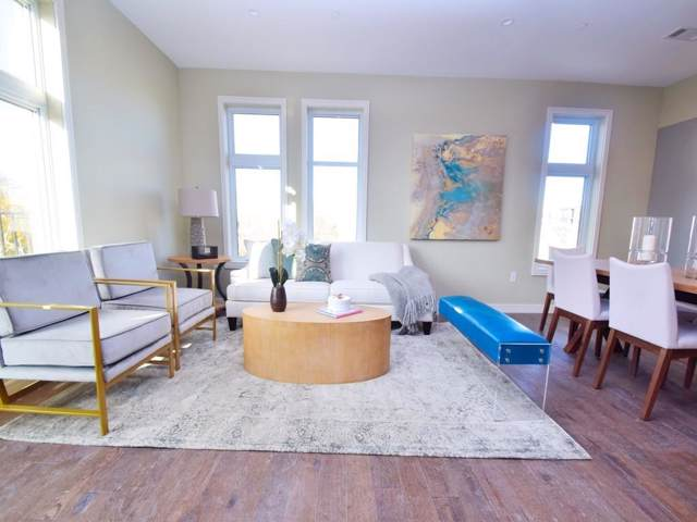 45 Burnett St #309, Boston, MA 02130 (MLS #72608030) :: The Muncey Group