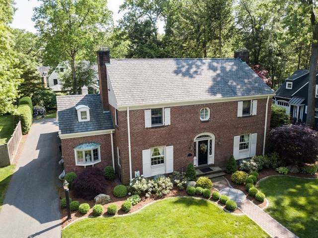 27 Wendover Road, Longmeadow, MA 01106 (MLS #72608036) :: NRG Real Estate Services, Inc.